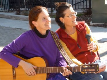 Previous: International Women's Day in Nevada City