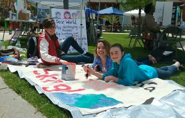 Earth Day at Sierra College Campus