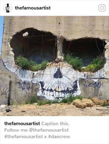 Creating Art Out Of Destruction