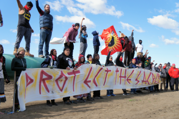 Ten More Water Protector Cases Dismissed