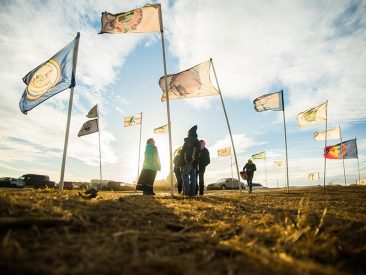 COURT FINDS THAT APPROVAL OF DAKOTA ACCESS PIPELINE, VIOLATED THE LAW