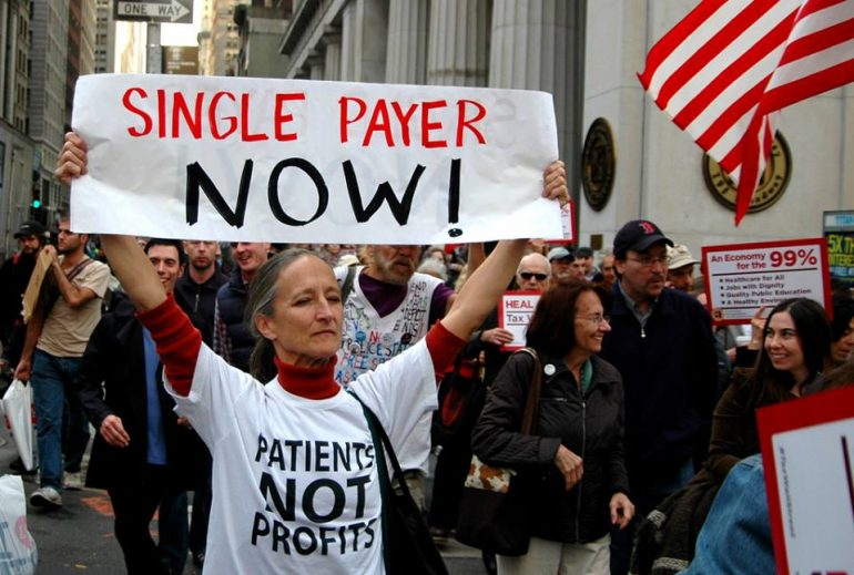 Single Payer Now