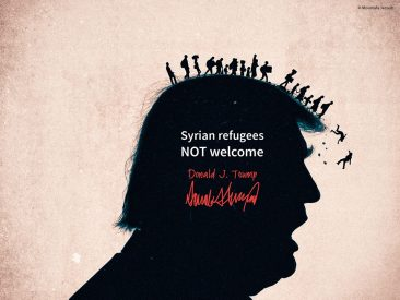 Syrian Refugees Not Welcome