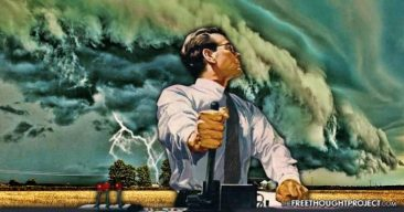 Congress Holds Hearings On Geoengineering