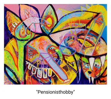 """Pensionisthobby"""
