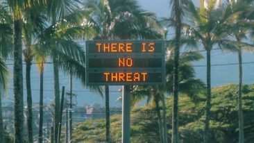 Hawaii 'missile alert'