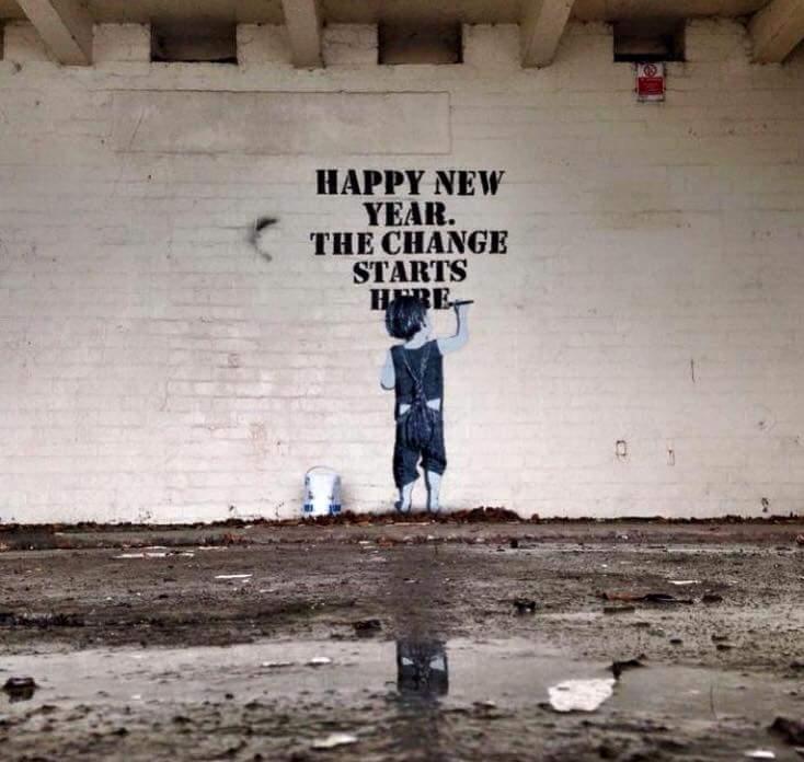 Street Art To Inspire