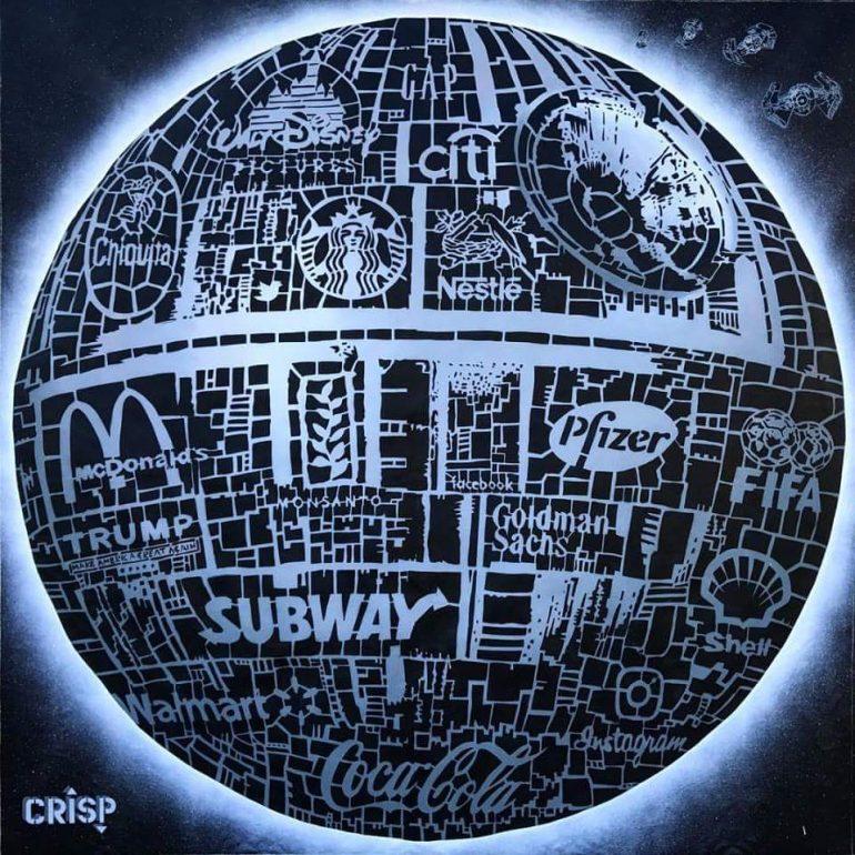 Corporate Death Star