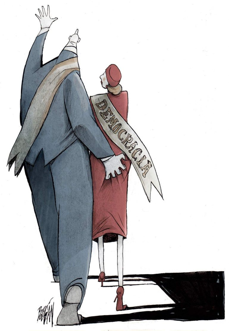 Politicians And Democracy