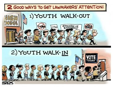 Should We Lower The Age To Vote?