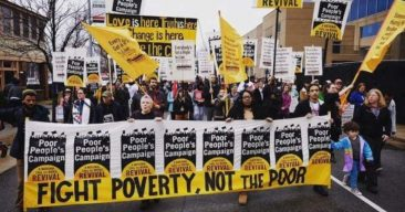 POOR People's CAMPAIGN-End Poverty, Racism, Militarism!
