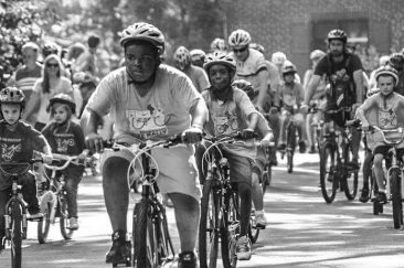 Youth Ride Against Racism