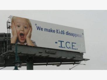 Anti- ICE Billboard