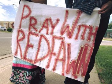 Pray With Red Fawn