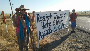 Resist War & Hate Agendas