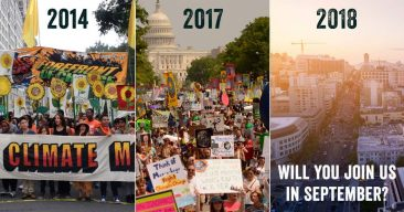 Rise For Climate, Jobs, & Justice