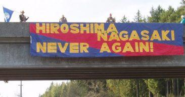 Hiroshima, Nagasaki, Never Again!