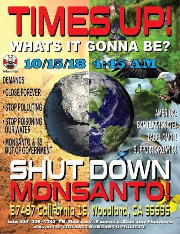 Shut Down Monsanto!