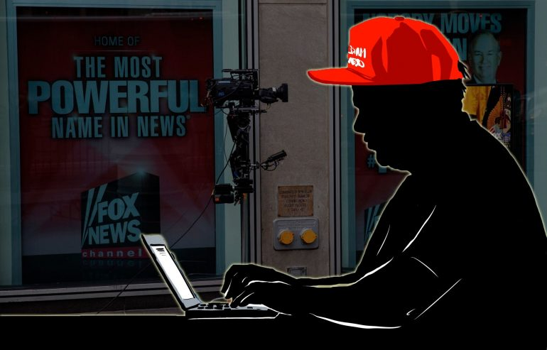 Trump Troll Evolves