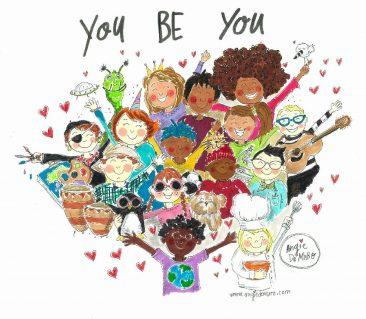 Be Beautiful Like You